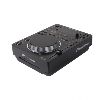 (B-Ware) Pioneer CDJ-350 Tabletop CDUSBMIDI CD-Player, schwarz
