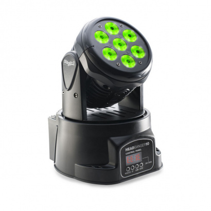 (B-Ware) Stagg SLI MHW HB10 7x10W Headbanger LED Moving Head