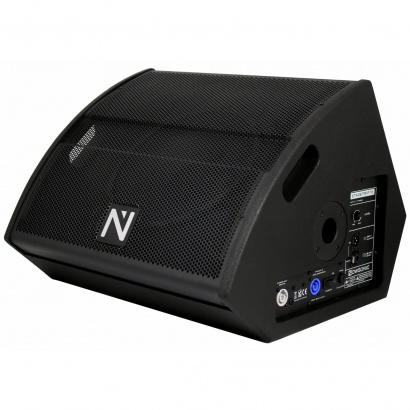 (B-Ware) Nowsonic Stagetrip 10 aktiver koaxialer Bodenmonitor