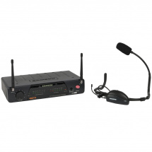 (B-Ware) Samson AirLine 77 Funk-Headset System (E4, 864.875 MHz)