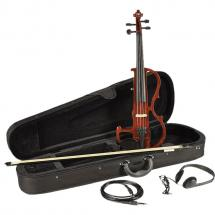 Leonardo EV-50-W electric violin starter set