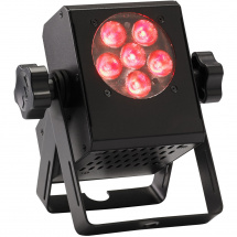 Contest Minicube-6TCb 6 x 3W compact LED projector