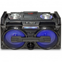 (B-Ware) iDance XD15MK2 Party Box all-in-one Bluetooth speaker