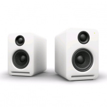(B-Ware) Nocs NS2 Air V2 Simply White Studio-Monitor mit Spotify, AirPlay und Bluetooth (2er Set)