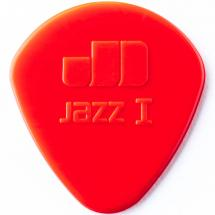 Dunlop Nylon Jazz I Plektrum, rot