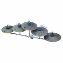 Sabian TSP5H Tollspire Chimes set with holder