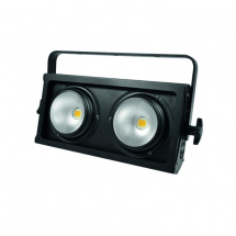 (B-Ware) Eurolite audience blinder  2x100 W LED COB 3200 K