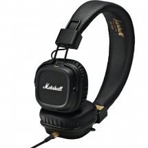 (B-Ware) Marshall Lifestyle Major II Black Kopfhörer
