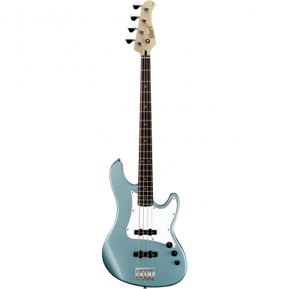 (B-Ware) Cort GB54JJ Sea Foam Pearl Green electric bass guitar