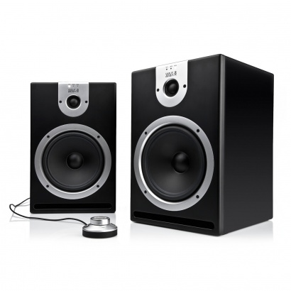 Reloop Wave 8 aktive DJ- und Studio-Monitore (Set)