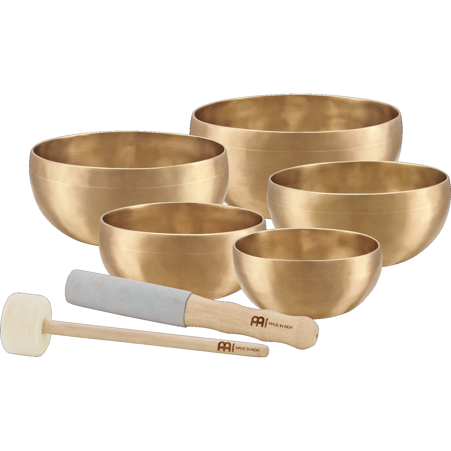 Meinl U 2950 Sonic Energy Universal singing bowl set