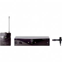 (B-Ware) AKG WMS45 Band D(863-865 MHz) Perception Wireless Presenter Set (Funksystem)