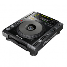 (B-Ware) Pioneer CDJ-850-K Multimedia Player, schwarz