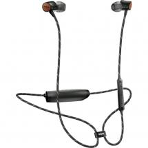 House of Marley Uplift 2 Wireless in-ear headphones with mic, black