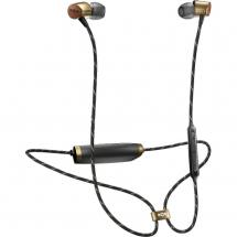 House of Marley Uplift 2 Wireless in-ear headphones with mic, copper