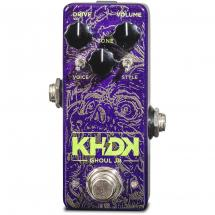 KHDK Ghoul JR overdrive effects pedal