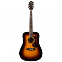 (B-Ware) Guild D-140 Sunburst Westerly Dreadnought Westerngitarre