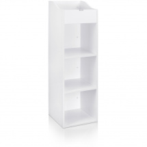 (B-Ware) Zomo VS-Box 100/4 White LP-Schrank