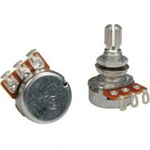 Alpha ALPS25-A55 25K audio potentiometer, 10 mm bushing, small