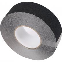 Innox ETA SAFE-01 safety tape with rough top layer, 50 mm x 18 m, black