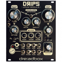 (B-Ware) Dreadbox Drips Drum Module (Eurorack)