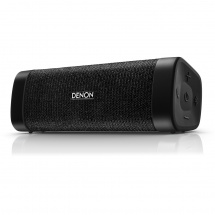 Denon HiFi Envaya Pocket Bluetooth speaker, black