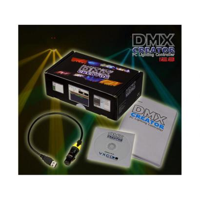 DMX Creator 128 Basic  DMX Softwarepaket
