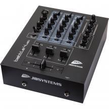 JB systems BATTLE4-USB DJ mixer