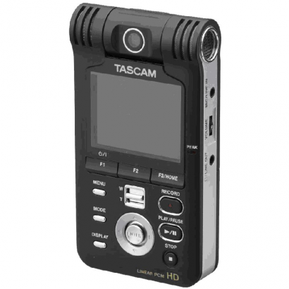 Tascam DR-V1HD HD Audio-Video-Recorder