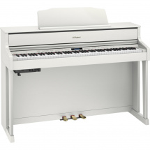 (B-Ware) Roland HP605 WH White digital piano