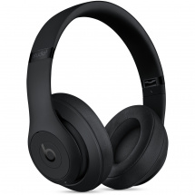 Beats Studio3 Wireless Matte Black headphones with ANC