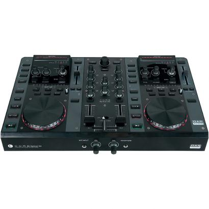 DAP CORE Kontrol D2 DJ-MIDI-Controller mit Audio-Interface