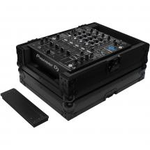 Odyssey Black Label flight case for 12 DJ mixers