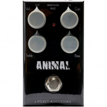 J. Rockett Tour Series Animal Overdrive effects pedal