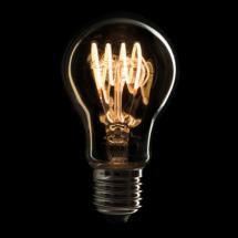 Showtec A60 Filament Bulb E27 LED