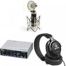 Bax Advised Vocal Set Budget recording kit