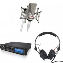 Bax Advised Vocal Set Superstar recording kit