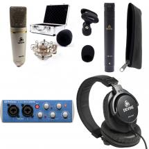 Bax Advised Singer-Songwriter Set Budget recording kit