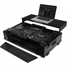 Odyssey Black Label Glide Style flight case for Pioneer RX/RX2