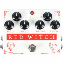 (B-Ware) Red Witch Medusa Chorus Tremolo Pedal