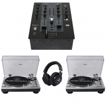 DAP CORE Scratch DJ starter set