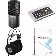 Aston Microphones Origin recording bundle