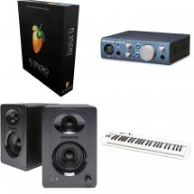Image-Line FL Studio 12 Fruity Edition producer bundle