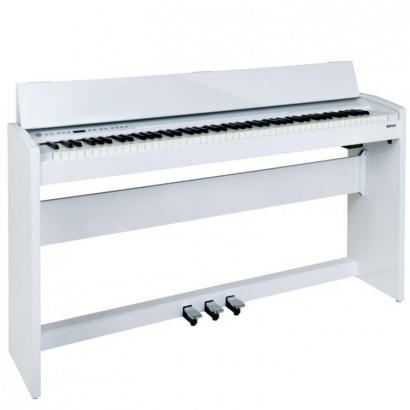 Roland F-120R-PW Digital Piano, weiß