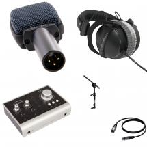 Bax Advised Electric Guitar Star recording kit