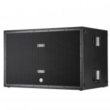 RCF SUB 8006-AS aktiver Doppel-Subwoofer, 18 Zoll