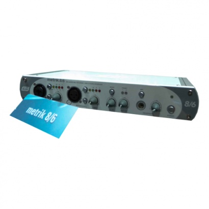 ESI Metrik 8/6 Audio-Interface