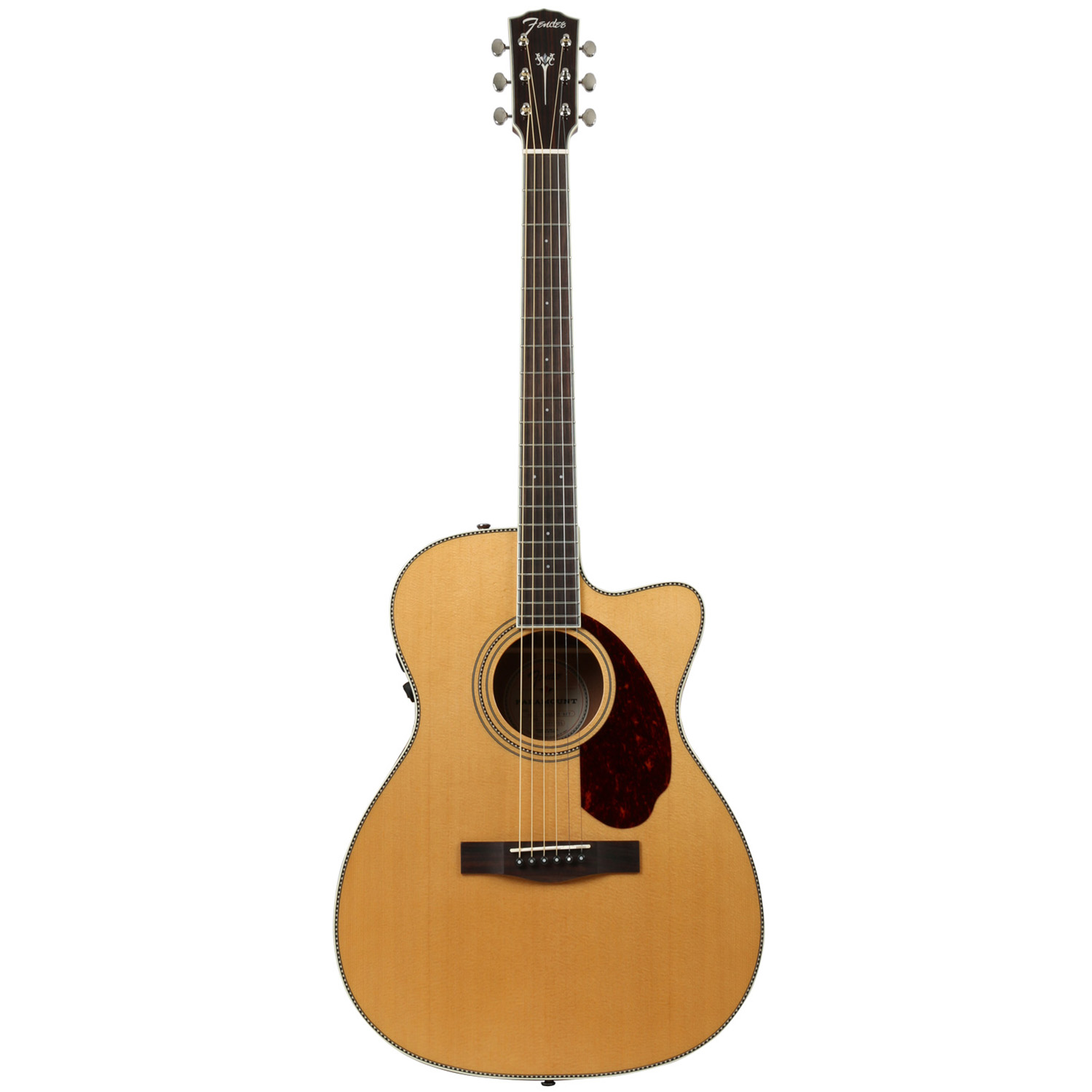 Fender Paramount PM 3 Standard Triple O Natural Stained Ovangkol