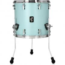 Sonor SQ1 1615FT CRB floor tom, 16 x 15-inch, Cruiser Blue