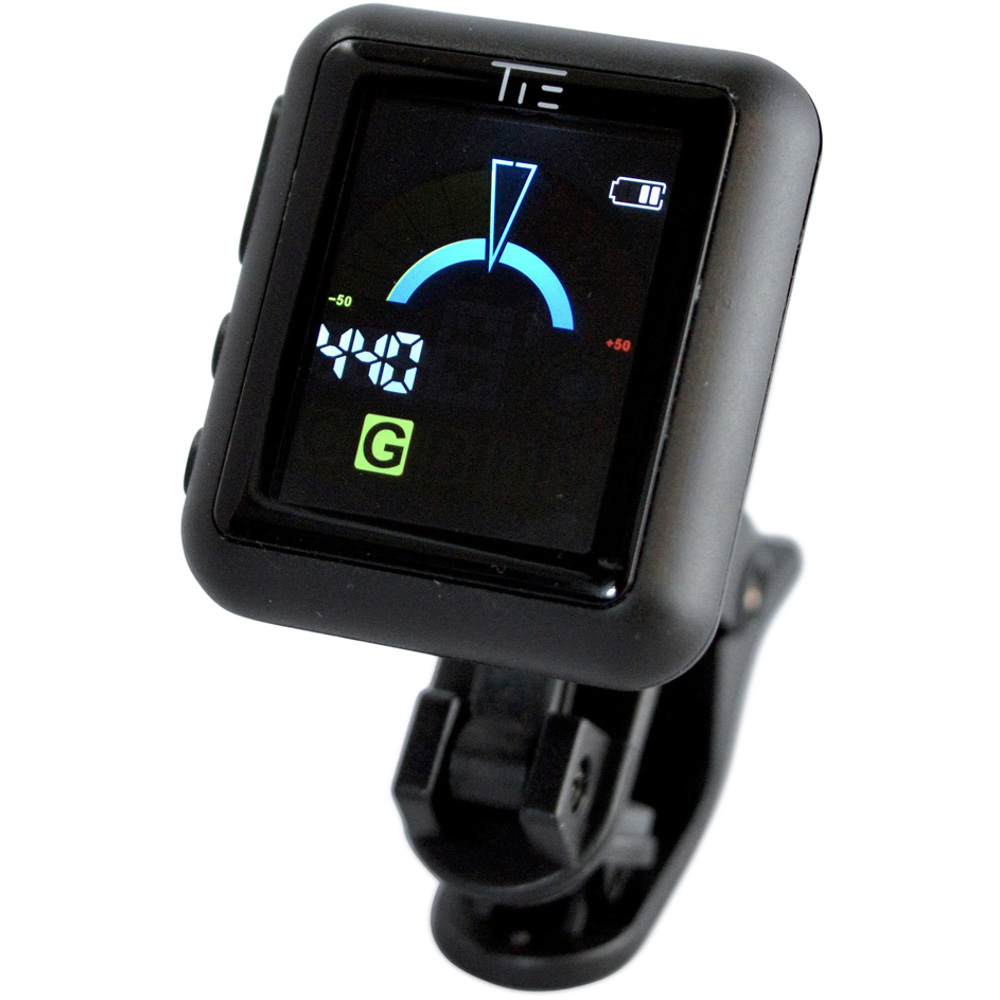 TIE Clip Tuner PRO tuning device metronome